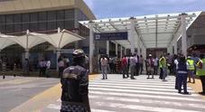 L'aeroporto di Addis Abeba da dove è decollato il velivolo