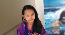 Gaia, bambina romana di sette anni uccisa da una medusa, era in vacanza con la mamma