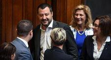 L'attacco di Salvini a Macron: «Fa il matto»
