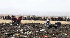Precipita aereo Ethiopian Airlines: 157 morti, 8 sono italiani