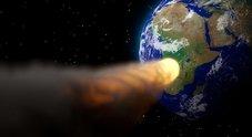 Asteroidi, l'allarme della Nasa: «Un grosso impatto è atteso in 60 anni»
