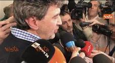 Video Marsilio: «La ricostruzione priorità assoluta»