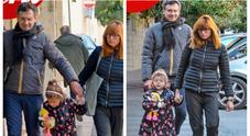 Frizzi e la figlia Stella avuta a 55 anni: «Avremo poco tempo per noi»