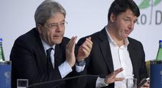 Gentiloni e Renzi, patto contro i ribelli