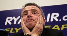 Alitalia, O'Leary: Ryanair punta al lungo raggio, non vogliamo trasformarla in low cost