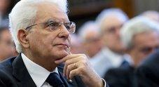 Mattarella: «La Costituzione tutela le autorità indipendenti, nessuno deve avere troppo potere»