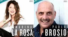 Marina La Rosa e la confessione piccante su Paolo Brosio imbarazza la Marcuzzi