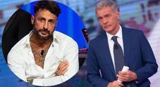 Fabrizio Corona, Massimo Giletti difende lui e attacca Alessia Marcuzzi