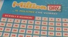 Million Day, i numeri vincenti di sabato 6 luglio 2019