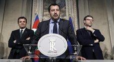 Di Maio, Mattarella, i vincoli Ue: Salvini tentato di far saltare tutto