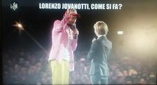 """Jovanotti, la dedica a Nadia Toffa in concerto: """"Una ragazza magica"""""""