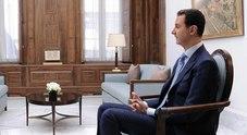 Assad abbandona il palazzo presidenziale