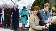 Meghan Markle e il Natale con la famiglia reale: la tradizione imbarazzante a cui non potrà sottrarsi