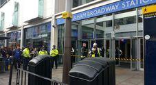 Londra, fermato 18enne per l'attentato alla metro