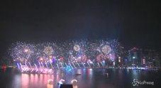 Capodanno nel mondo, i festeggiamenti da Sidney a Rio de Janeiro
