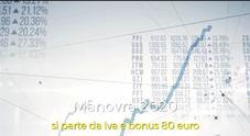 Manovra 2020, si parte da Iva e bonus 80 euro
