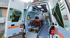 Catanzaro, bimbo di 3 anni e mezzo cade da un quinto piano: è in gravi condizioni