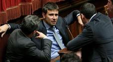 Di Battista: «Silvio è il male assoluto»