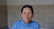Cina, le ultime donne viventi con i piedi fasciati