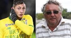 Emiliano Sala, morto il papà del calciatore scomparso nella Manica. «Il cuore non ha retto»