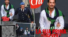 • L'ex re dei paparazzi fuoridal carcere -Foto