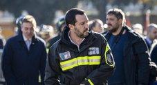 Il cordoglio di Salvini e Di Maio