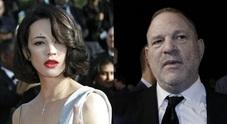 L'accusa dell'attrice: «Weinstein mi ha stuprata». Molestate anche Paltrow e Jolie