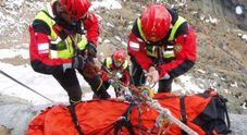 Monte Bianco, alpinista italiano precipita e muore sul versante francese