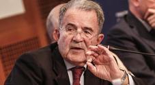 Prodi: «La scissione è un suicidio»