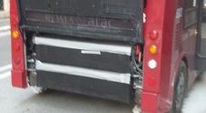 Minibus elettrici, un altro principio d'incendio in centro a Roma