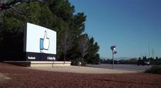 Facebook, uffici evacuati in California