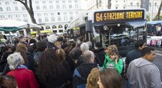 Roma, ancora un borseggiatore sulla linea 64: preso dopo un inseguimento in Centro