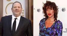 Weinstein, Paz de la Huerta: «Mi ha stuprata». La polizia: «Indizi sufficienti per arrestarlo»