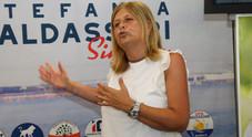 """Baldassari: «Noi siamo uniti» Il candidato Pd: «Dico no ai """"minestroni"""" arraffavoti»"""