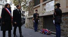 Parigi ricorda la strage del Bataclan due anni dopo l'attentato