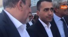 Di Maio a Emiliano, la gaffe: «Con Matera che state facendo?» - VIDEO