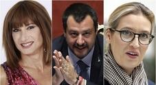 Vladimir Luxuria: «Salvini sa che la leader dell'Afd è lesbica e cresce due figli?»