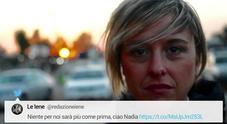 Nadia Toffa, i messaggi di addio sui social
