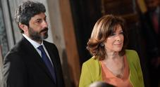 La Casellati difende gli ex deputati. Ira Di Maio: «Privilegi rubati, non possono esistere»