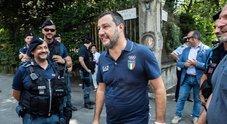 Migranti, Salvini: gommone soccorso dal veliero Alex non aveva problemi