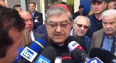 La promessa del cardinale: «Porterò la bimba dal Papa»