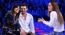 Giulia Salemi sogna con Francesco Monte