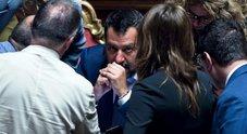 Il diktat di Salvini: «Via tre ministri M5S»