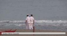 Ostia, spiaggia di Castelporziano, 14enne disperso in mare: le ricerche