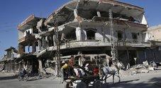 Attacco chimico: 100 morti. Gli Usa:«Assad animale, pagherà»