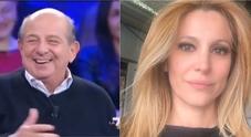 Giancarlo Magalli, l'attacco ad Adriana Volpe da Massimo Giletti: «Non parlo con le bestie». Ma lei non ci sta