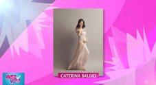 Caterina Balivo incinta: l'annuncio a Detto Fatto