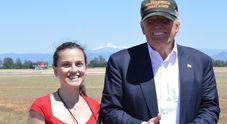 Dal Palmieri a Donald Trump, una salentina nello staff del presidente Usa