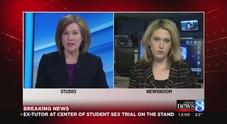 """Sesso con l'alunno 15enne, la prof si difende: """"Non volevo, lui mi ha violentata"""""""