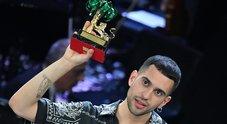 Sanremo, Mahmood: «Sono un cantante, giudicate la mia musica»